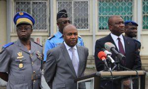 Sidiki Diakité - pétards - sécurité - société - Hamed Bakayoko