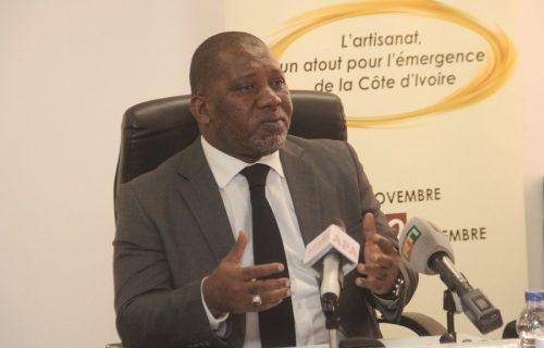 Sidiki Konaté - Artisanat - casse