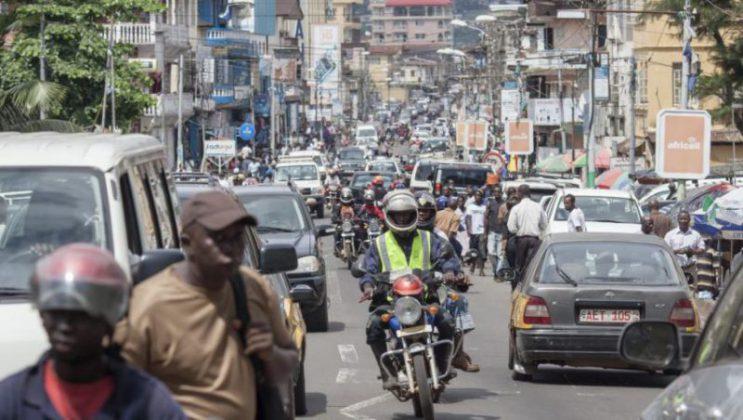 Sierra Leone - code de la route - transport - sécurité