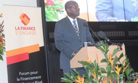 Souleymane Diarrassouba - économie - promotion PME