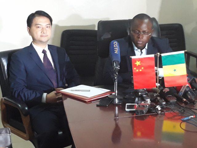 Sports-Chine-Sénégal-stades-ministres