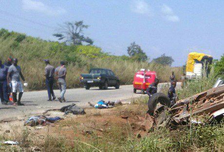 Timorokaha - accident - Niakaramandougou