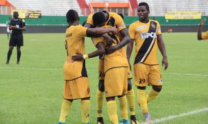 asec mimosas - moossou fc - football - sports
