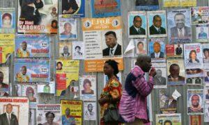 campagne électorale - Congo - Kinshasa