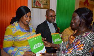 culture de la paix - cohésion sociale - Mariatou Koné