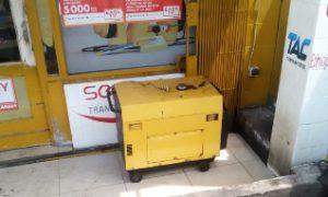 délestage-Brazzaville-groupe électrogène-électricité-société