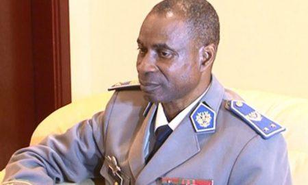 général Gilbert Diendéré - Burkina - putsch - armée