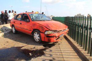 taxi-compteur - Pont De Gaulle - accident2
