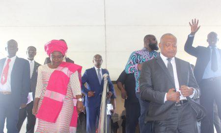 Togo - opposition - politique