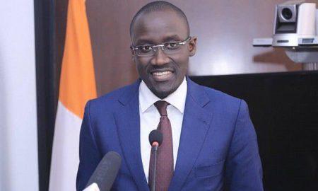 Abdourahmane Cissé - ministre - RHDP