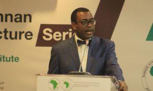 Akinwumi A. Adesina President de la BAD