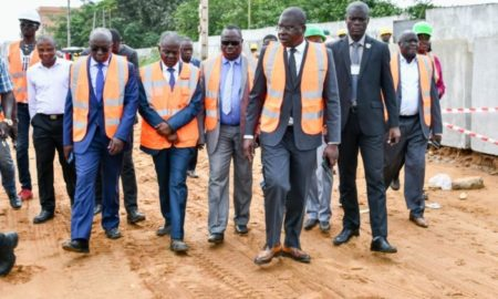 Amédé Kouakou - Abatta - routes - infrastructures