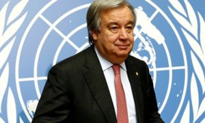 Antonio Guterres - ONU - Nations unies