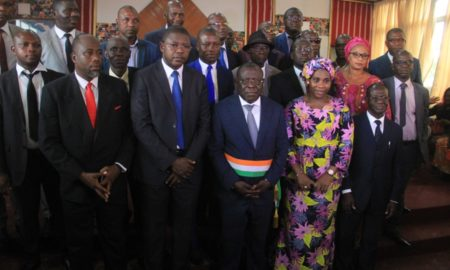 Cissé Bacongo - Koumassi - mairie