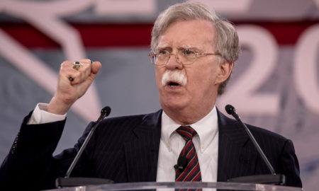 John Bolton - diplomatie - USA - Trump