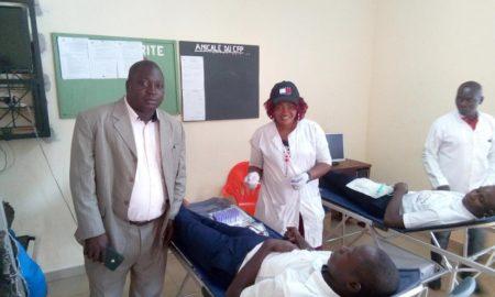 Katiola-CNTS-sang-santé-Centre de Formation Professionnelle-CFP