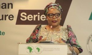 Leymah Roberta Gbowee - prix Nobel - BAD