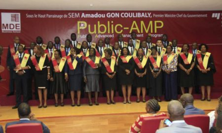 MDE Business School - P-AMP - administration - service public