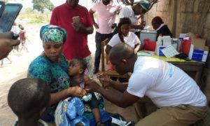 Bon déroulement de la campagne de vaccination contre la méningite A à Bouaké