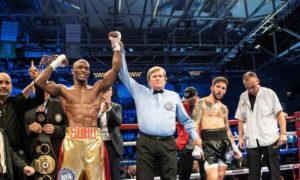 Michel Soro - Gregg Vendetti - Boxe - sports