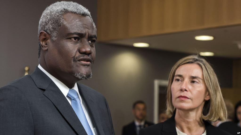 Moussa Faki Mahamat - Comission UA - Afrique - ONU