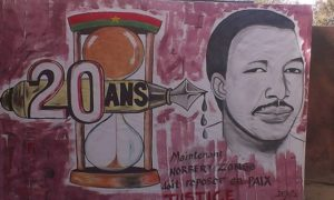 Norbert Zongo - journalisme - presse - Burkina Faso