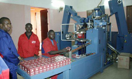 Sénégal - industrie