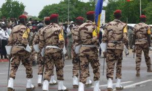 armée-Tchad