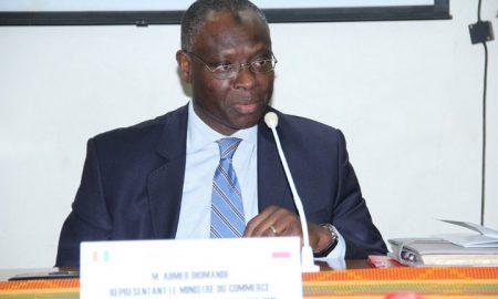 dirCab - Ahmed Diomandé - Commerce-PME-Industrie-anacarde-cajou