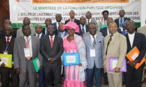 fonction publique ivoirienne - Ministère de la Fonction Publique