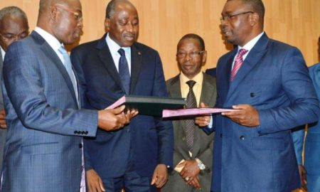 fonction publique - syndicats - Gon Coulibaly