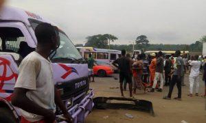 gare-Abidjan-gbaka-apprenti-Adjamé