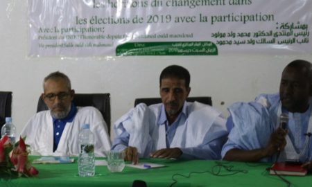 mauritanie-opposition-élection