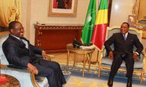 soro-guillaume-denis-sassou-nguesso-congo-brazza-politique