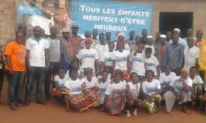 tantie bagage - SOS village d'enfants - Yamoussoukro
