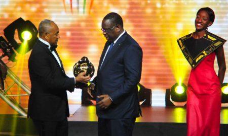 CAF-Awards-2018-Ahmad-Ahmad-Macky-Sall