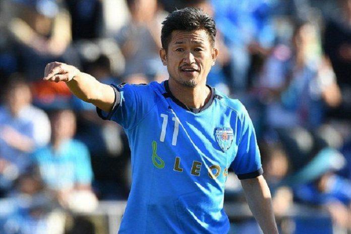 Kazuyoshi-Miura-Football-vieux-Japon
