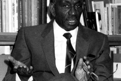 Pr Cheickh Anta Diop