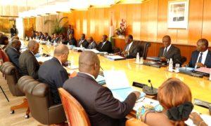 gouvernement ivoirien-conseil-des-ministres