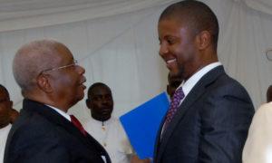 Armando Ndimba Guebuza - Mozambique