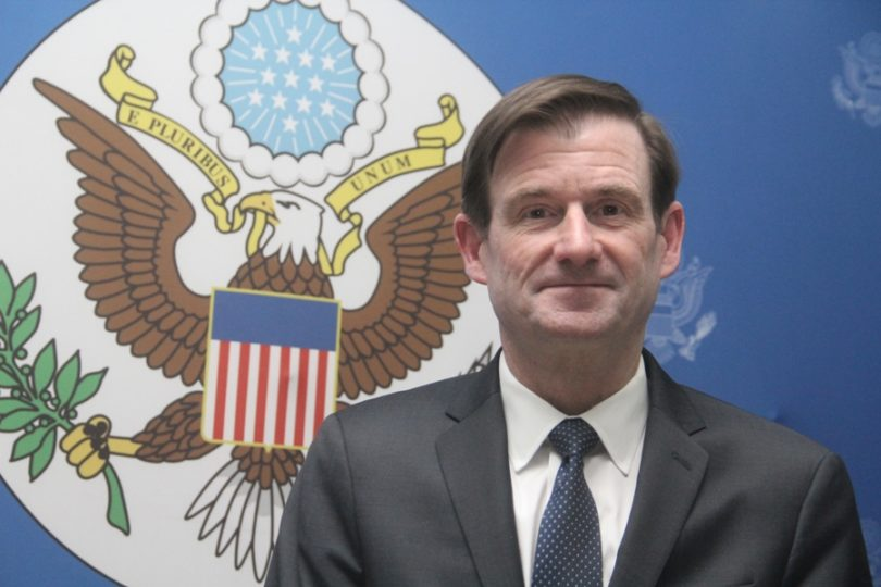 David Hale-USA-diplomatie