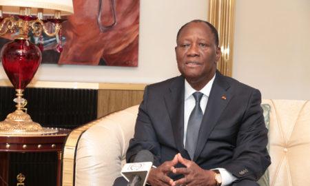 Ouattara-politique