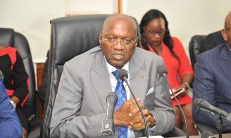 Pascal Abinan Kouakou - Ministère de l'Emploi -travailleurs - CNPS - CGRAE