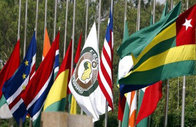 cedeao-drapeau-logo-monnaie-unique
