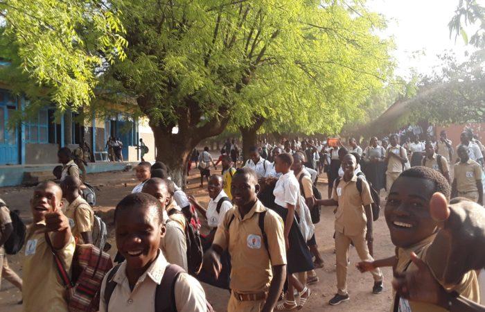 lycée-Bouna-COSEF-CI-grève