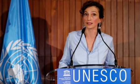 unesco-DG-Audrey-Azoulay-france-éducation