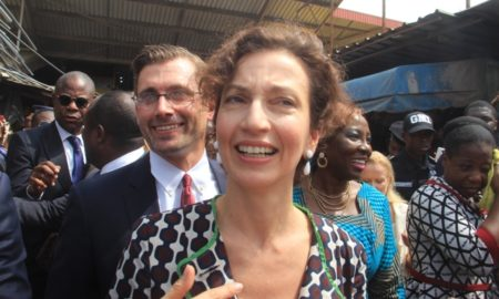 UNESCO - Education - Audrey Azoulay