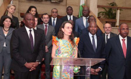 PIB-FMI-Celine-Allard-gouvernement ivoirien-PIB-croissance-économie-