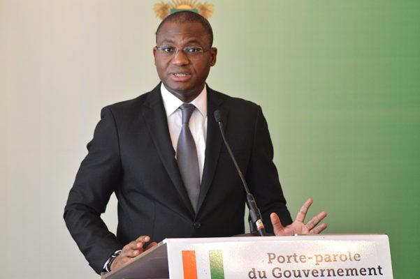 Porte-parole-du-gouvernement-ivoirien-sidi-tiémoko-touré-communication