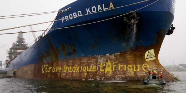 Probo Koala - déchets toxiques - adam bictogo - cheikh oumar-justice